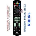Mando Universal Televisores Philips