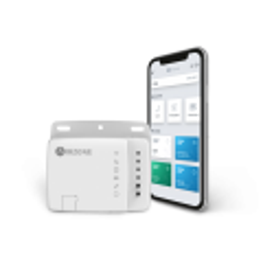 Control de termostato WiFi Aidoo de Airzone para aires acondicionados