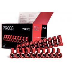 Pack fichas de empalme Tekox