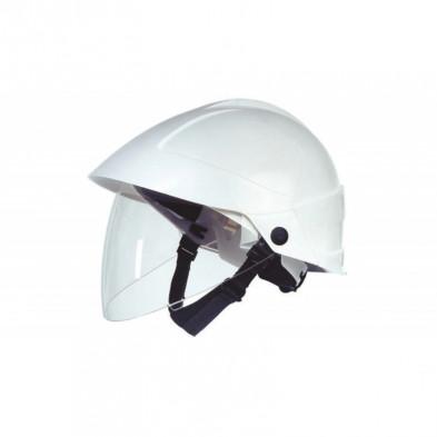 Casco Protector facial basculante Catu , antivaho, resistente a Arco eléctrico, Partículas de alta velocidad, Impacto