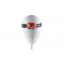 Linterna frontal LED, RS PRO, Recargable, 250 lm, 66 m de alcance, IPX6