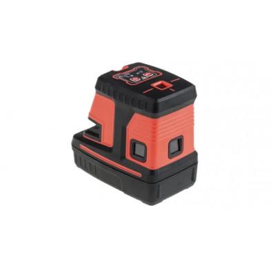 Nivel láser de líneas autonivelante RS PRO, precisíon ±0.3mm/m