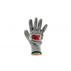 Guantes de trabajo RS PRO de HPPE/nylon/vidrio Gris con recubrimiento de Poliuretano