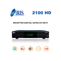 Decodificador satélite Iris 2100HD