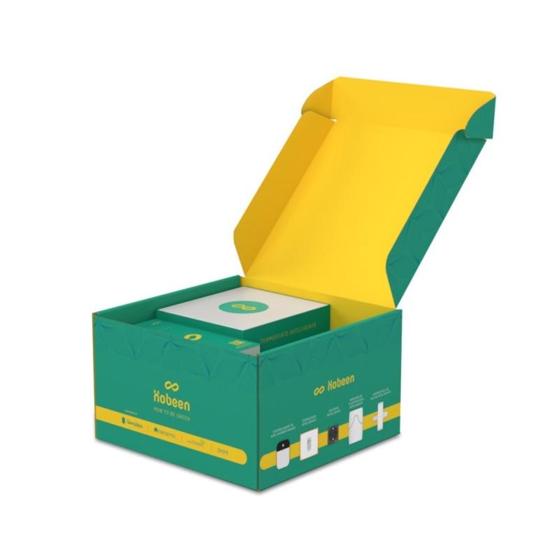 Kit de ahorro energético de iniciación Hobeen