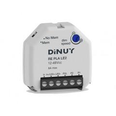 Regulador Universal para tiras led monocolor DInuy RE PLA LE2