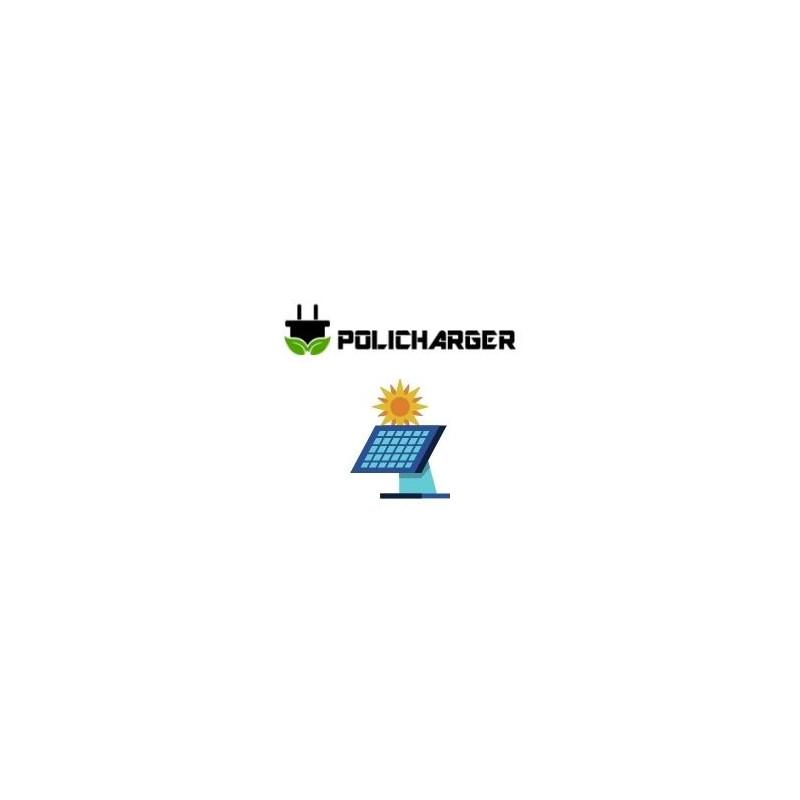 Actualización Solar para Cargador Policharger