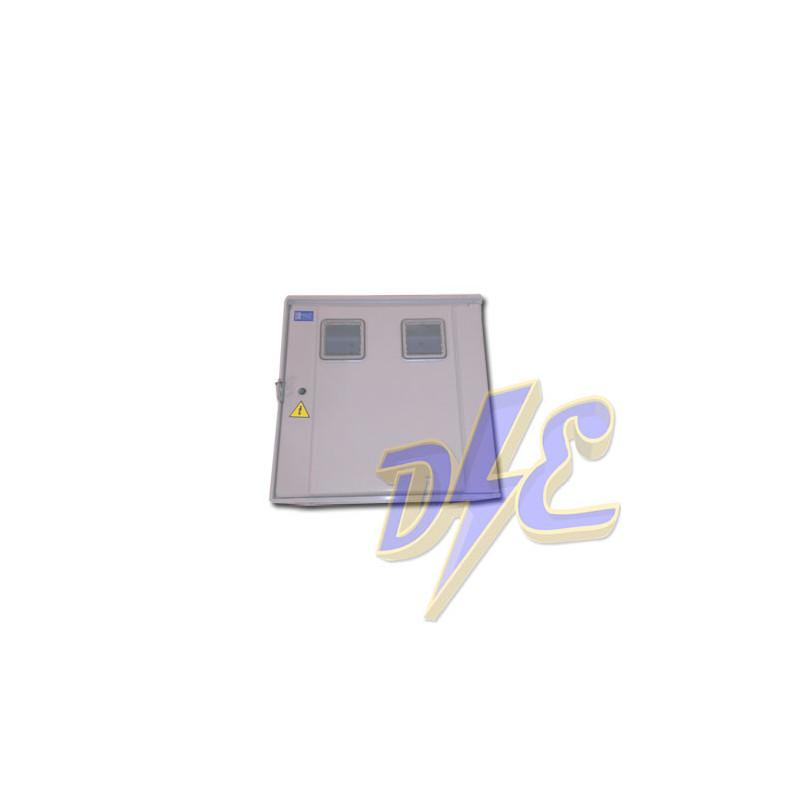 Módulo doble trifásico para contador de luz