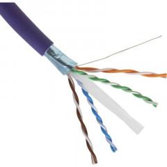 Cable F/UTP Dca LS0H Categoría 6 apantallado