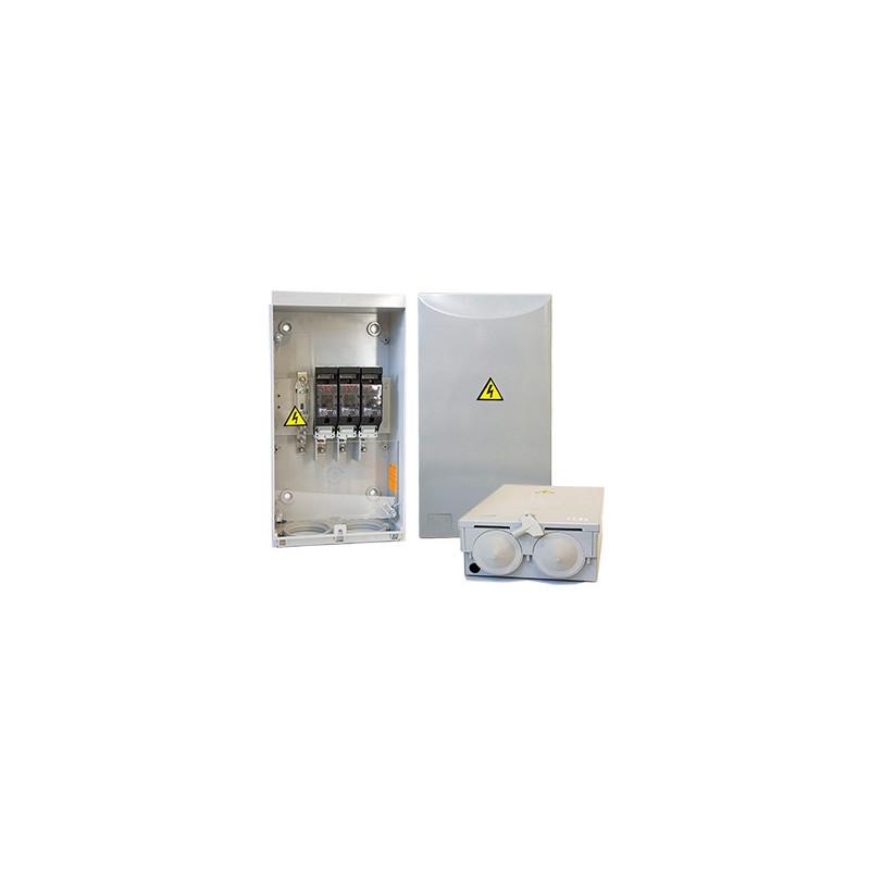 Caja General de Protección PNZ-CGP 7-100 BUC IB