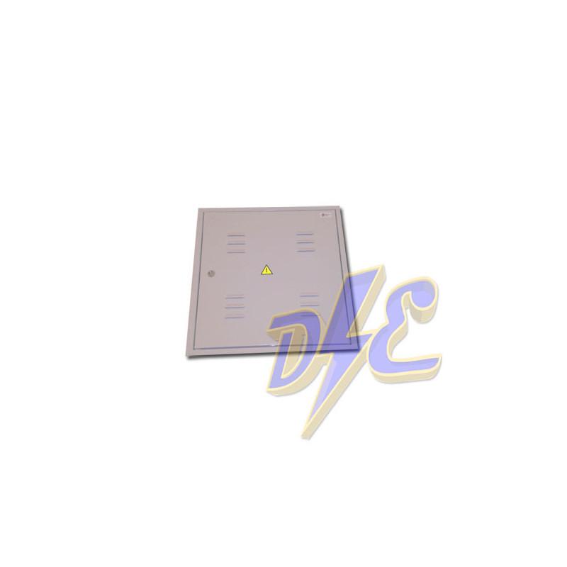 Puerta metálica para módulo de contador 60x60cm