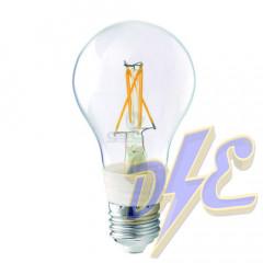 Lámpara estándar Led 4W - E27 - 3000k Serie Oro