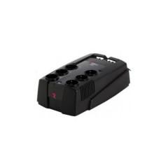 RIELLO SAI I PLUG 600 USBS 600VA-360W Sistema de alimentación ininterrumpida