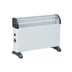 Calefactor convector turbo 750W/1250W/2000W