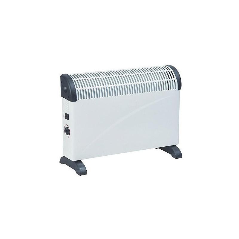 Calefactor convector estándar 750W/1250W/2000W