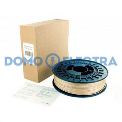 Bobina bq filamento de madera 1.75 mm