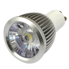 Bombilla LED GU10 6W COB 230V - Luz Fría