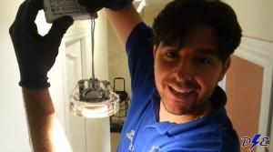 Soluci n al parpadeo de la bombilla led domoelectra - Bombilla led parpadea ...