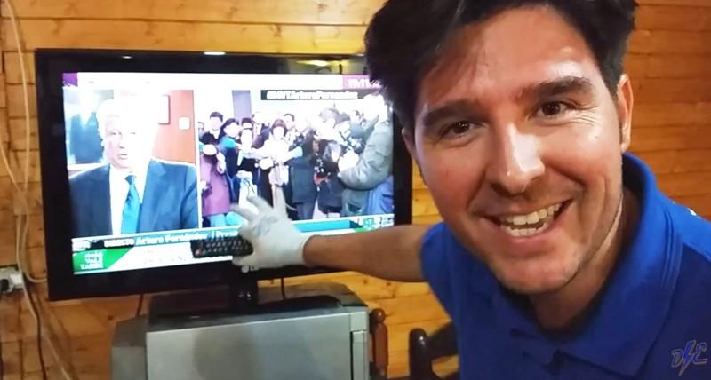 Como resintonizar la tele