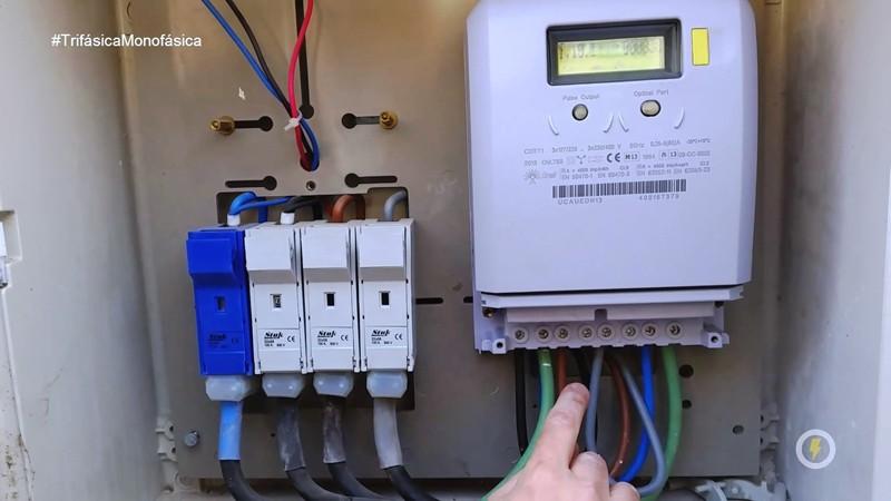 Cambiar Instalación Eléctrica De Trifásica A Monofásica