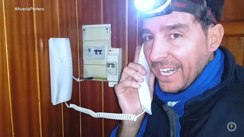 Mi portero autom tico no se escucha domo electra for Telefonillo portero automatico universal