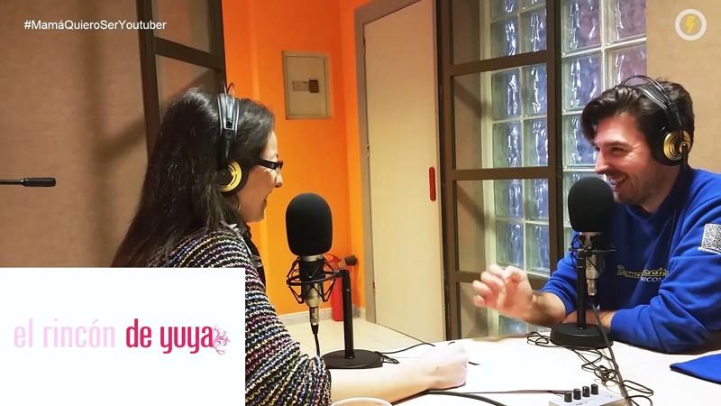 entrevista_quiero_ser_youtube_laura_guzman_rincon_yuya_decada_fm_manuel_amate_domo_electra_granada_radio