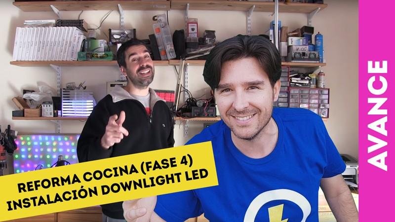 avance_reforma_cocina_fase_4_instalacion_luz_led_proyectos_led
