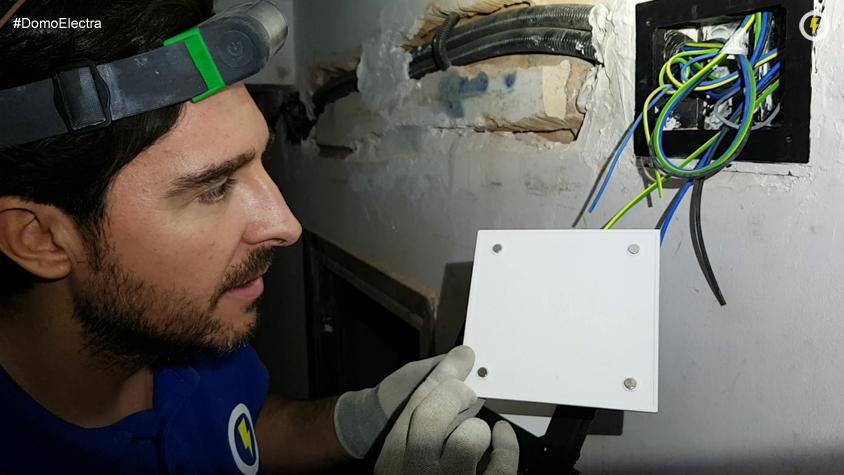Conectar Cables Una Caja Registro Imanbox