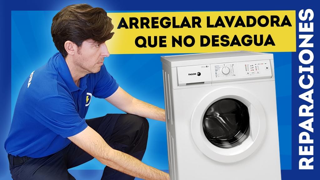 arreglar lavadora modelo Fagor LFB-80