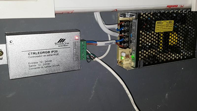 controlador-rgb-tiras-led-fuente-alimentacion-domo-electra