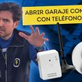 abrir-garaje-comunitario-con-telefono-movil-domotica-domo-electra