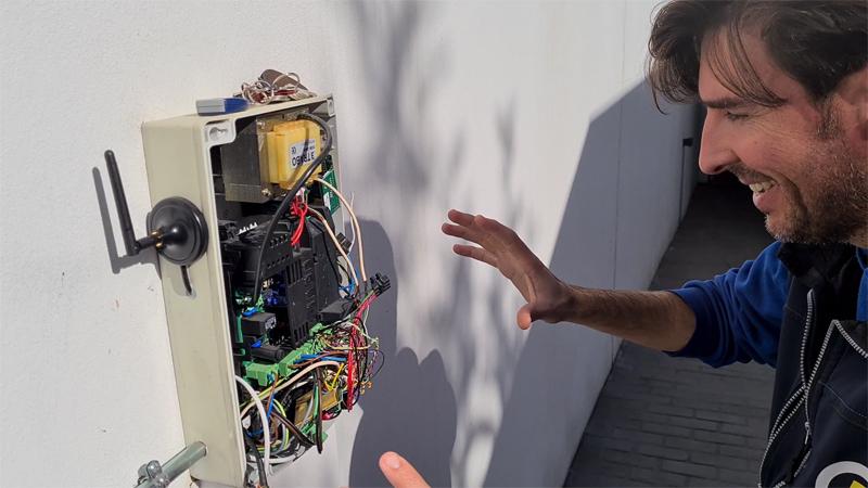 conexion-antena-baintex-easy-parking-domotica-domo-electra
