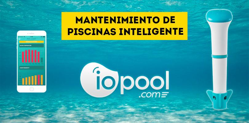 IoPool mantenimiento inteligente de piscinas y spas